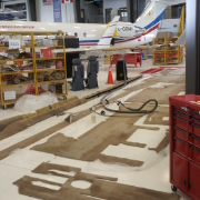 Plane Interiors
